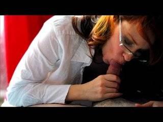 Азиатка в белой прозрачной блузке порно видео