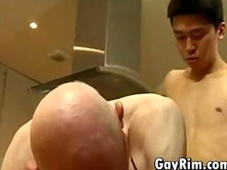 Азиат дедушка геи
