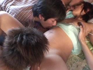 Азиат порно беременных